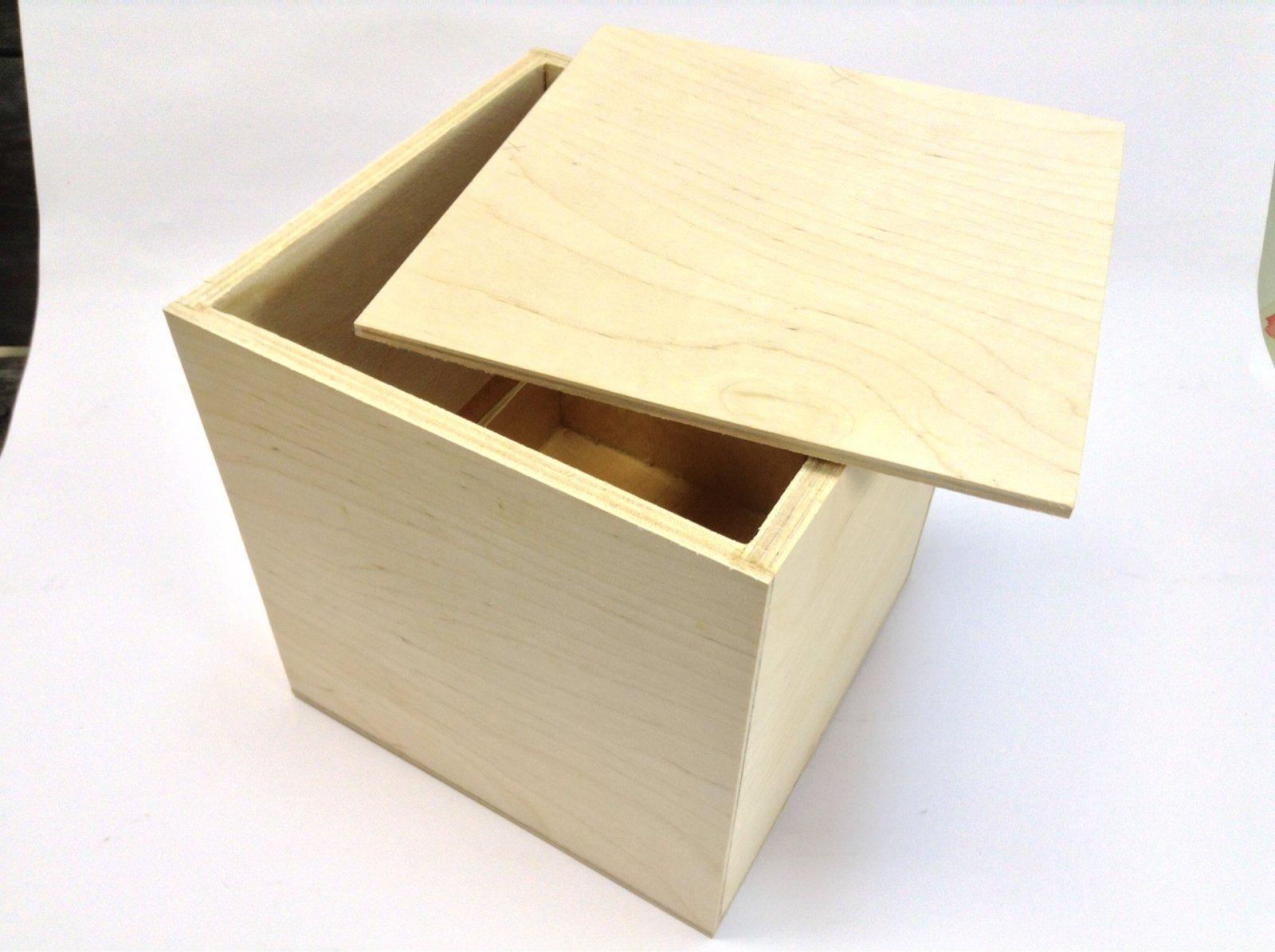 Простой ящик из фанеры своими руками 84