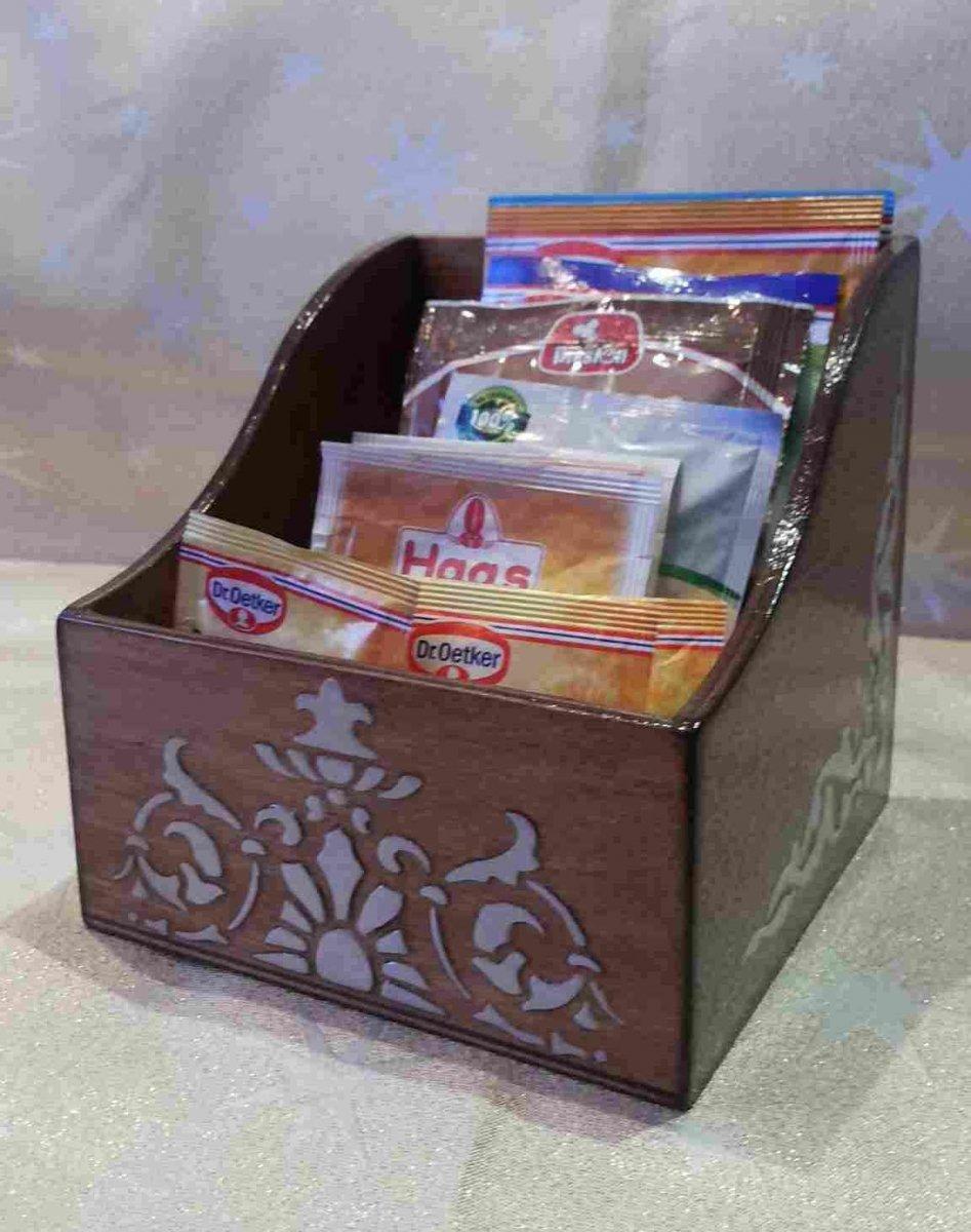 Коробка для приправ своими руками фото